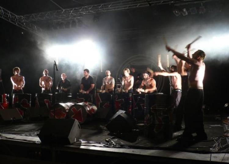 Les Tambours du Bronx et invit� � Strasbourg