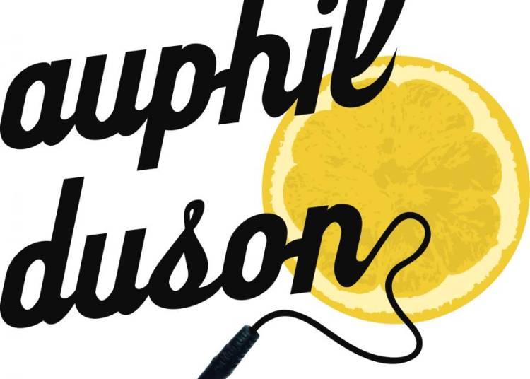 Festival Au Phil Du Son 2015