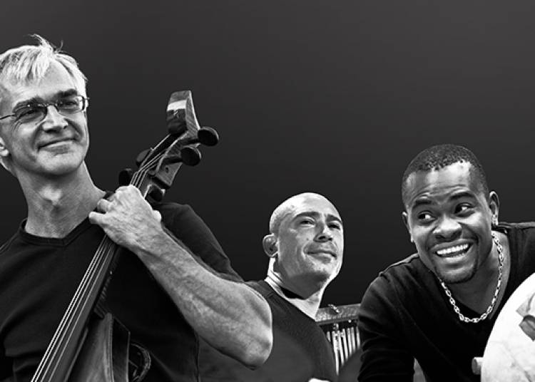 Place(s) au jazz ! World Kora trio Un poisson dans le d�sert � Reims