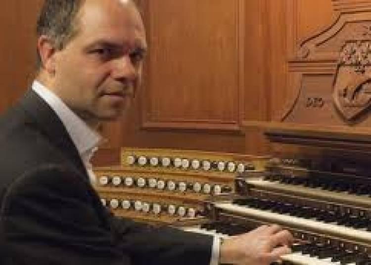 Bach: De La Flute Au Grand Orgue � Paris 4�me