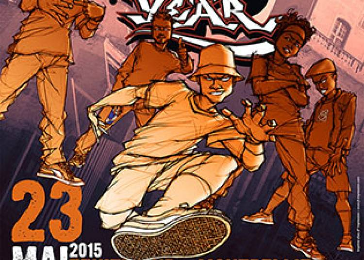 Battle Of The Year France � Montpellier