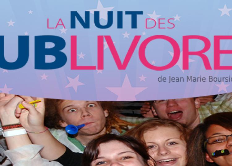 La Nuit des publivores Paris 2015