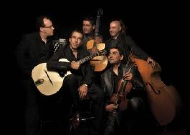Angelo Debarre Quartet � Paris 11�me