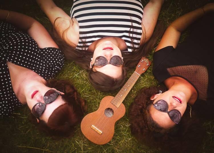 Concert du trio vocal Cachou � Toulouse