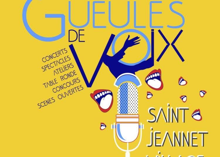 Gueules de Voix 2015