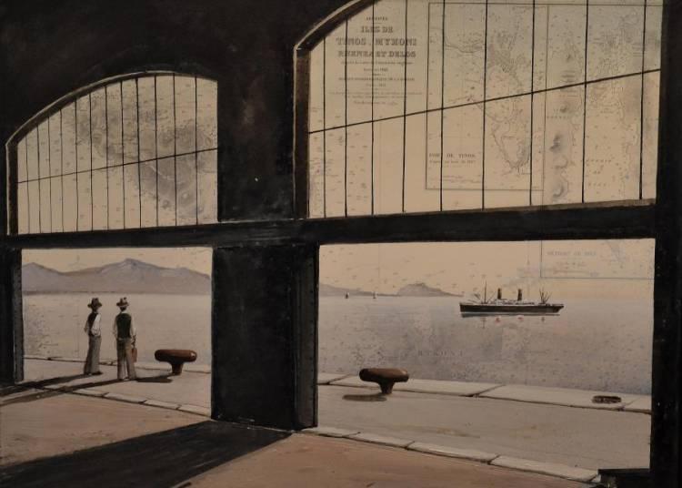 Marines et bords de mer � Saint Malo