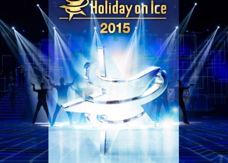 Holiday on ice � Paris 19�me