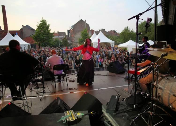 Le village W � Lille