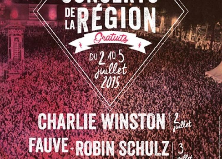 Les Concerts Gratuits de la R�gion � Rouen