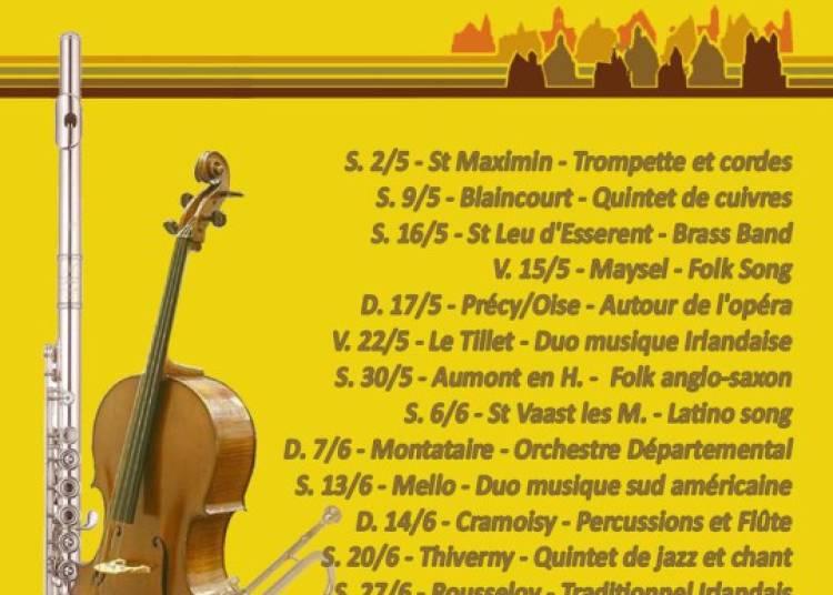Festival des clochers 2015