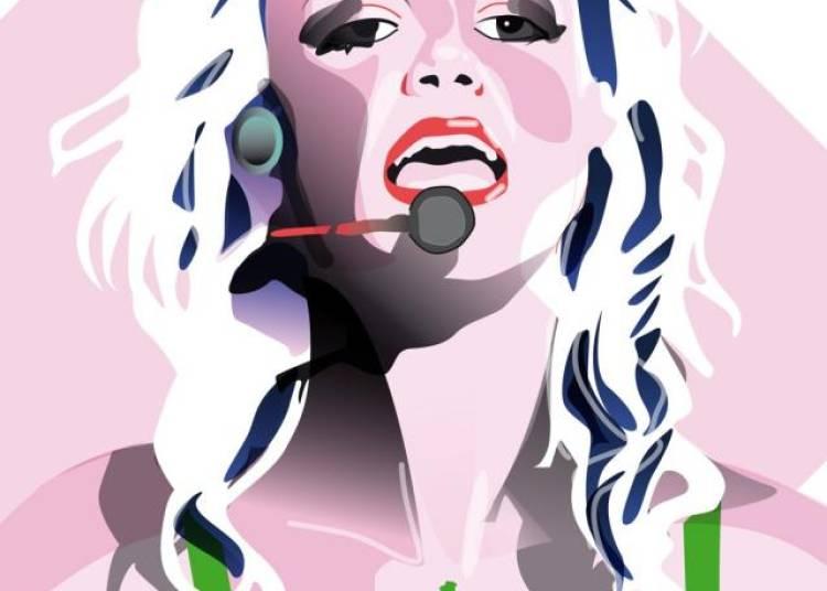 Britney's Dream � Paris 19�me