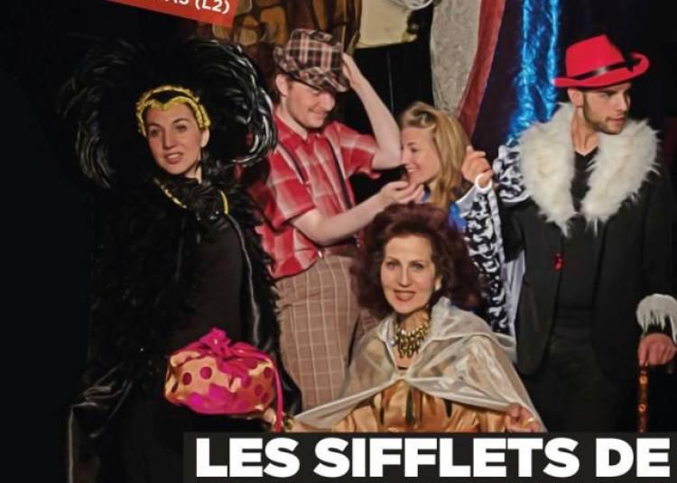 Les Sifflets De Madame Babouch � Paris 11�me