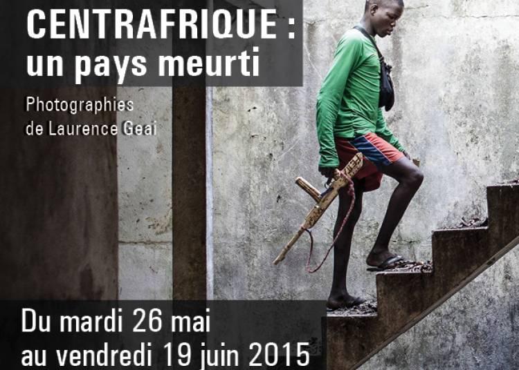 Centrafrique : un pays meurtri � Paris 10�me