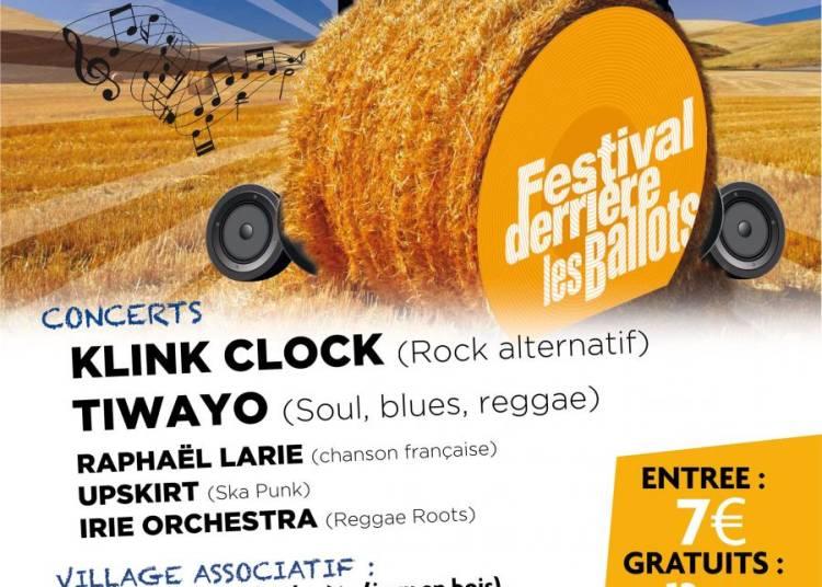 Festival derriere les ballots 2015