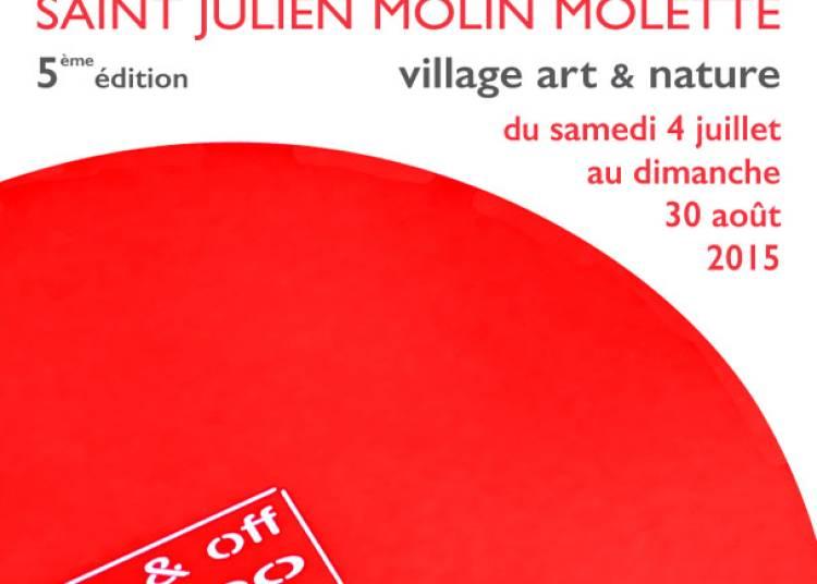 In & off � Saint Julien Molin Molette