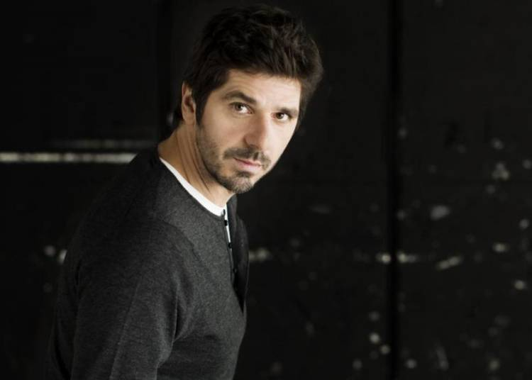 Patrick Fiori � Marseille