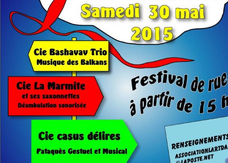 Festival l'art dans l'air 2015