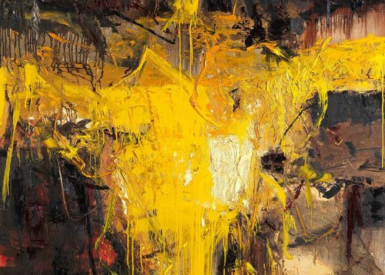 Exposition de peinture Giancarlo Bargoni � Seignosse