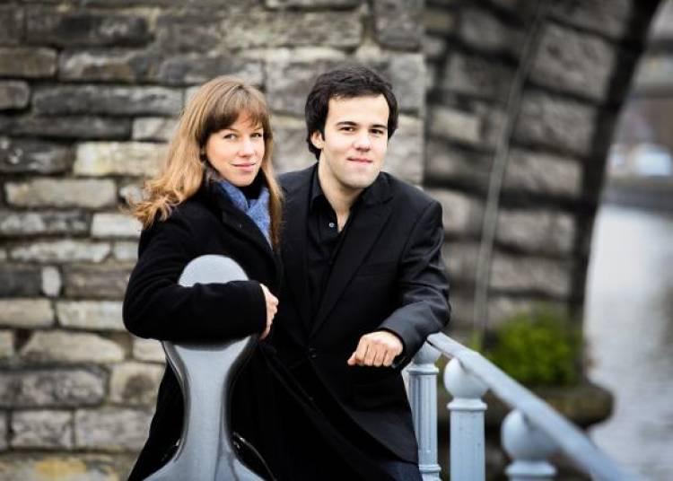 Camille Seghers et Olivier Laville � Paris 6�me