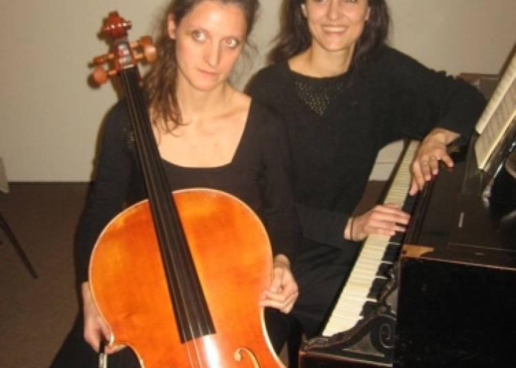 Claire et Laurie ! Le talent ! � Paris 17�me