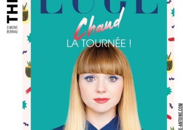 Luce accompagn�e de Mathieu Boogaerts � Paris 10�me