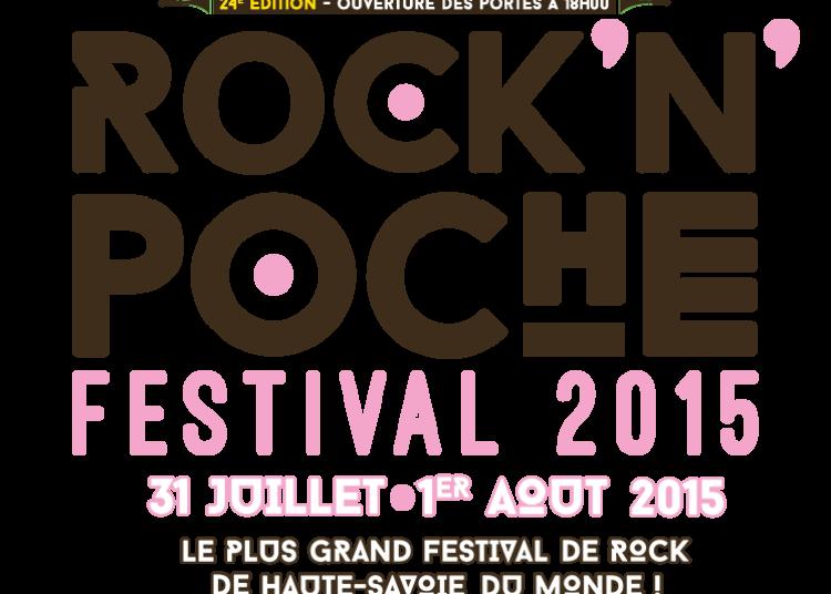Rock'n Poche Festival 2015