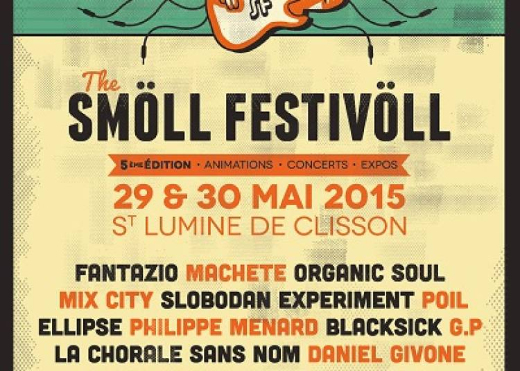 The Smoll Festivoll 2015