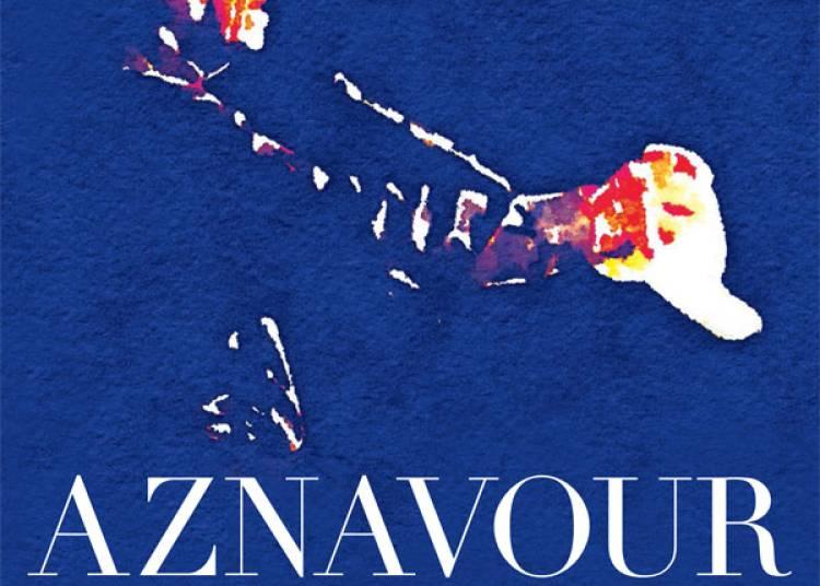 Charles Aznavour � Paris 15�me
