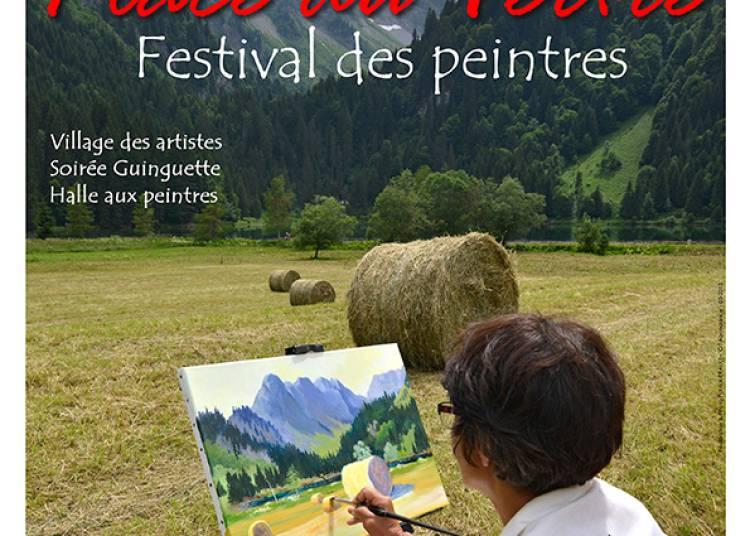 Festival des peintres Place du Tertre 2015