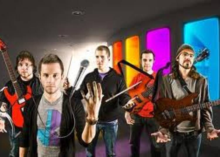 Between The Buried And Me � Paris 20�me