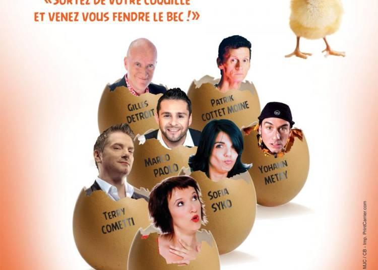 Festival du Rire Cavaillon 2015