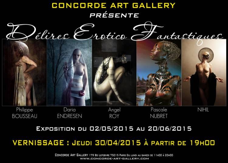 D�lires Erotico Fantastiques � Paris 15�me