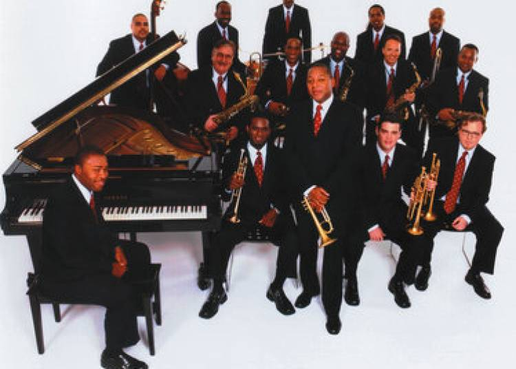 Jazz At Lincoln Center Orchestra � Paris 9�me