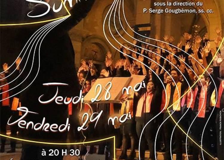 Concert Gospel Pic'Pulse Summertime � Paris 15�me