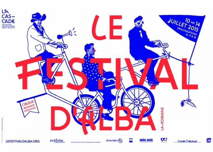 Festival d'Alba la Romaine 2015