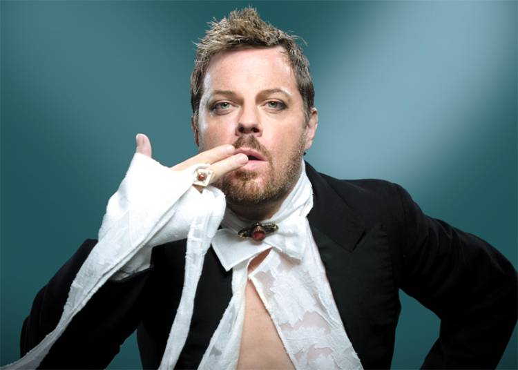 Eddie Izzard � Paris 9�me