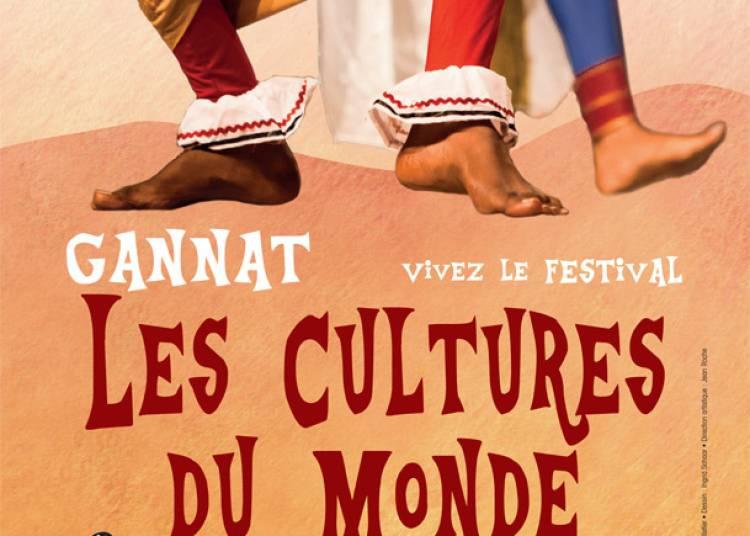 Les cultures du monde Gannat 2015