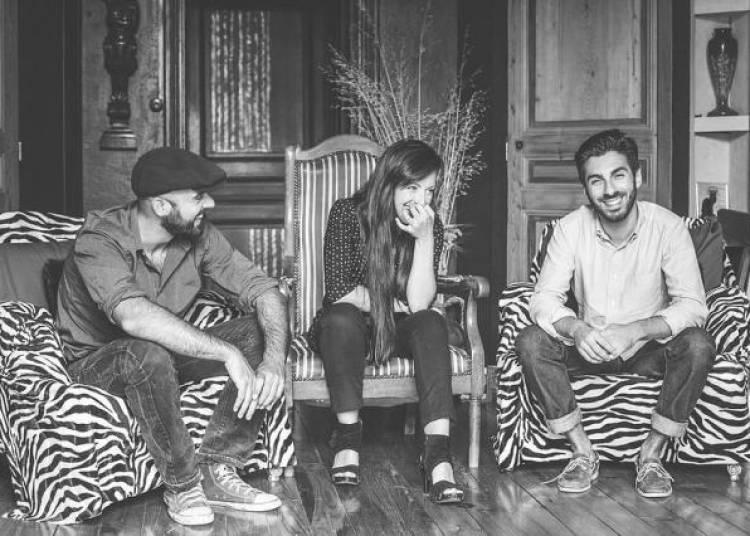 Jessica Rock Trio � Paris 1er