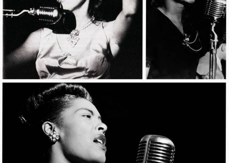 Hommage aux l�gendes am�ricaines du jazz vocal � Paris 1er