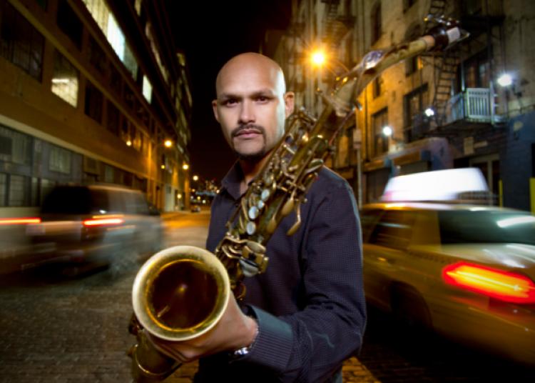 Miguel Zenon Quartet � Paris 1er