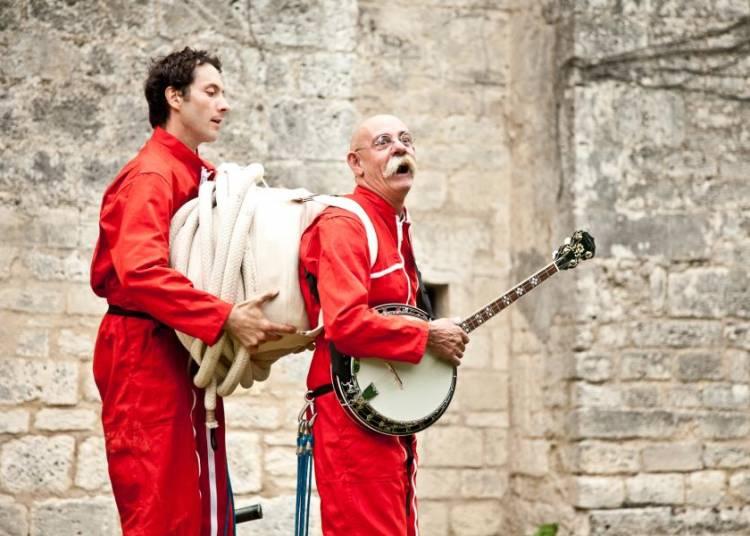 Festival Les Zendimanch�s 2015