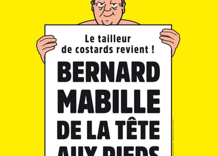 Bernard Mabille de la tete aux pieds � Angers