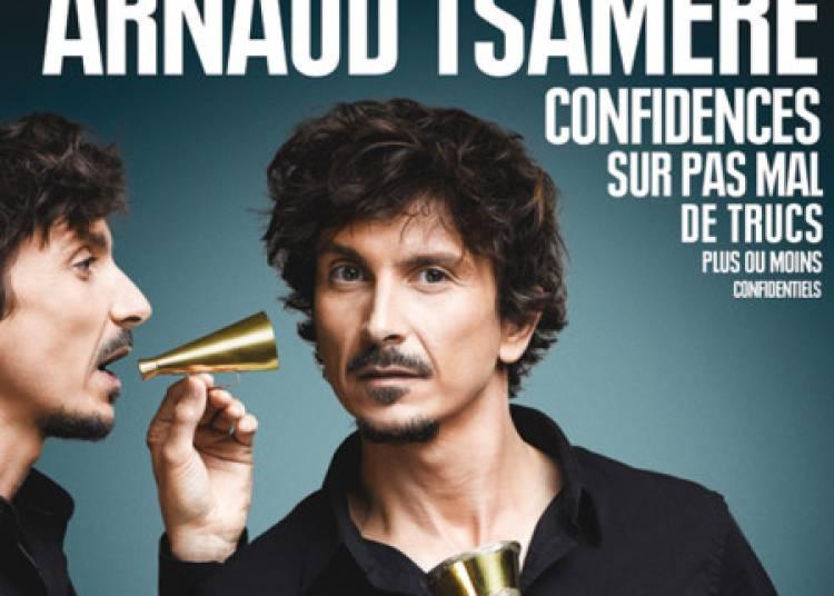 Arnaud Tsam�re � Saint Coulomb