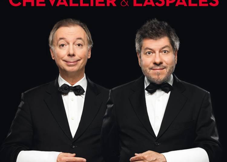 Chevallier et Laspal�s � Rennes