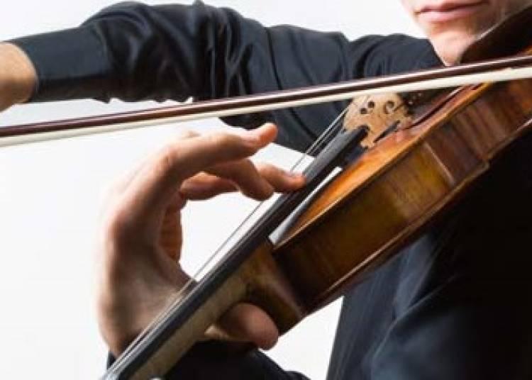 Concerto pour violon de Tcha�kovski � Paris 15�me