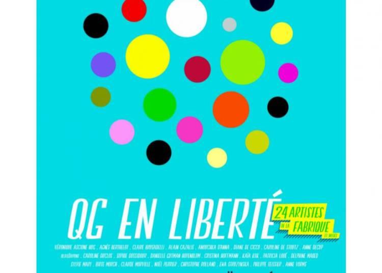 QG en Libert� � Ivry sur Seine