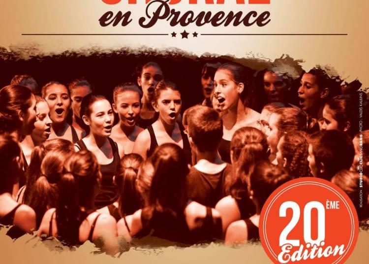 Festival Choral International en Provence 2015
