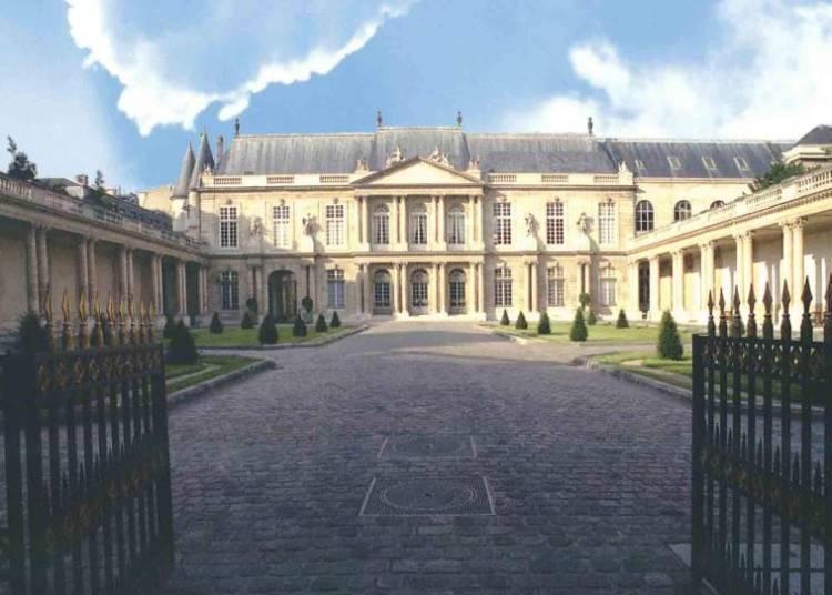 Ensemble Lunaris � Paris 3�me
