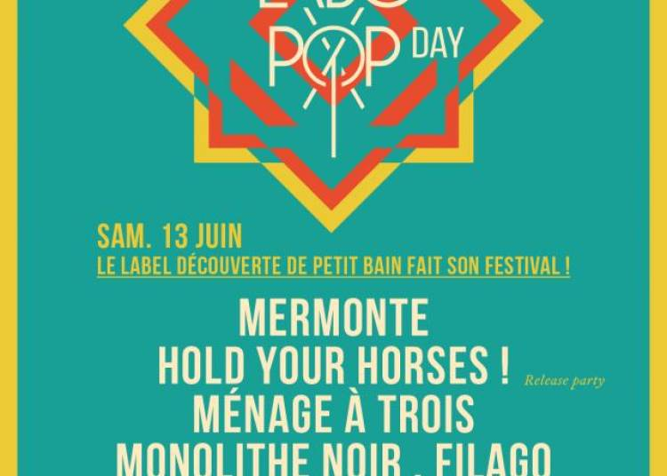 Labo Pop Day � Paris 13�me
