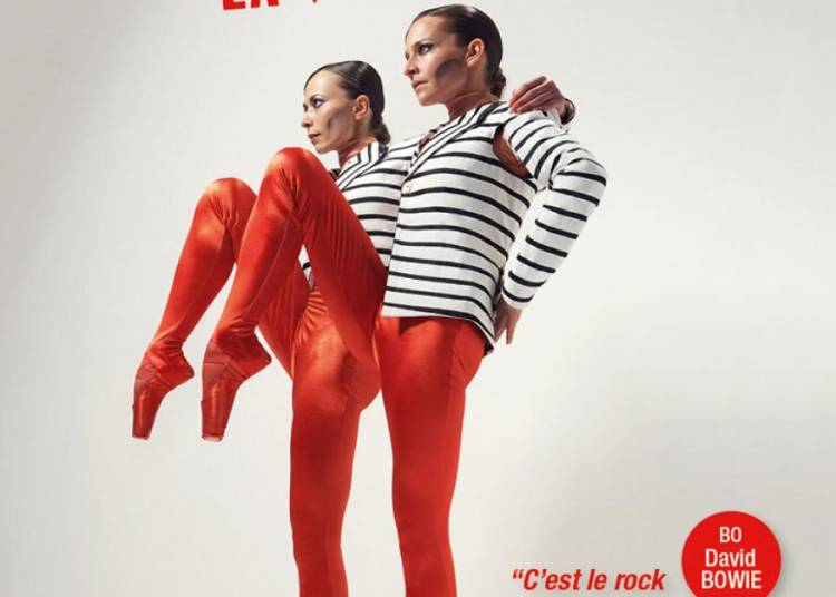 Michael Clark Company, come, been and gone � Paris 19�me